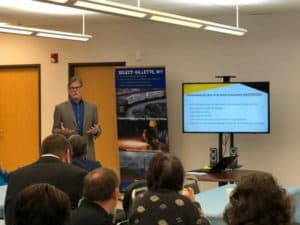fuel business incubator presentation | campbell county chamber of commerce