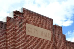 gillette city hall building
