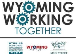 wyoming working together logo